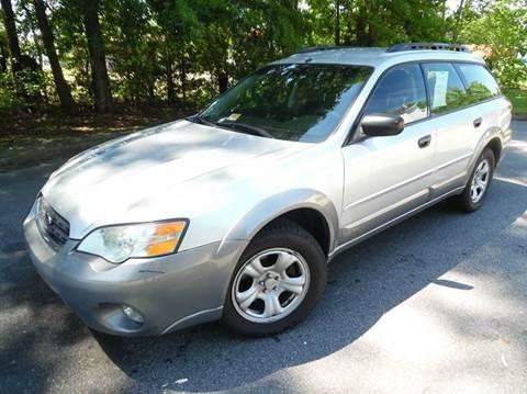 2007 Subaru Outback for sale at Liberty Motors in Chesapeake VA
