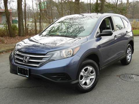 2013 Honda CR-V for sale at Liberty Motors in Chesapeake VA