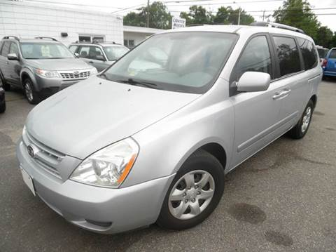 2009 Kia Sedona for sale at Liberty Motors in Chesapeake VA