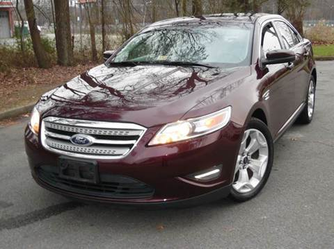 2011 Ford Taurus for sale at Liberty Motors in Chesapeake VA