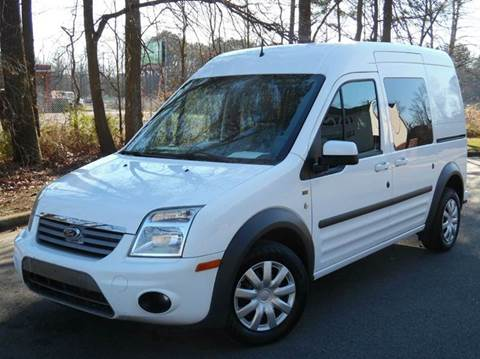 2011 Ford Transit Connect for sale at Liberty Motors in Chesapeake VA
