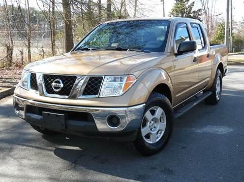 2005 Nissan Frontier for sale at Liberty Motors in Chesapeake VA