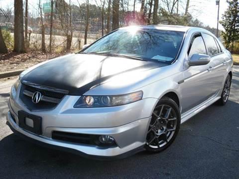 2007 Acura TL for sale at Liberty Motors in Chesapeake VA