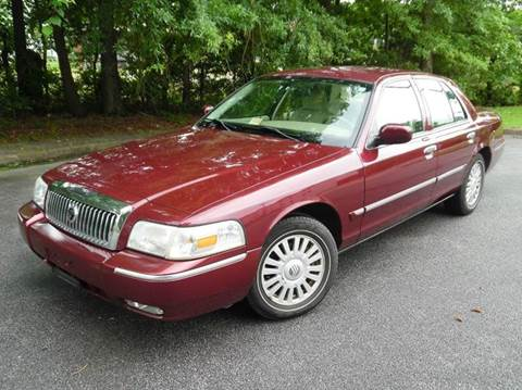 2008 Mercury Grand Marquis for sale at Liberty Motors in Chesapeake VA