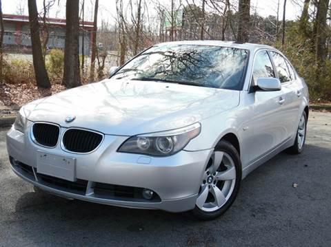 2005 BMW 5 Series for sale at Liberty Motors in Chesapeake VA
