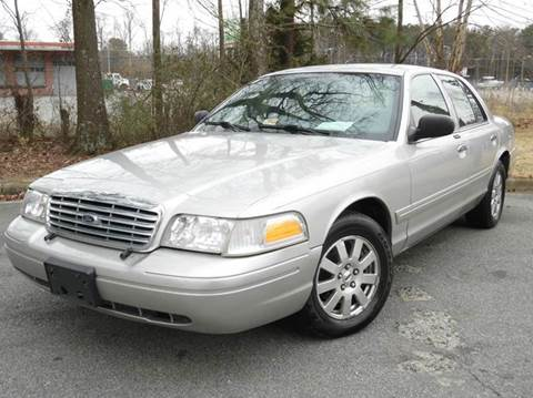 2006 Ford Crown Victoria for sale at Liberty Motors in Chesapeake VA
