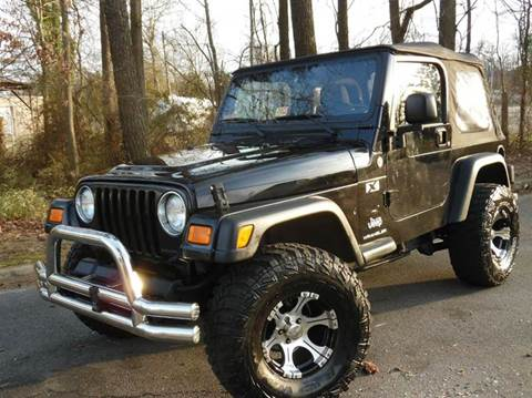 2005 Jeep Wrangler for sale at Liberty Motors in Chesapeake VA