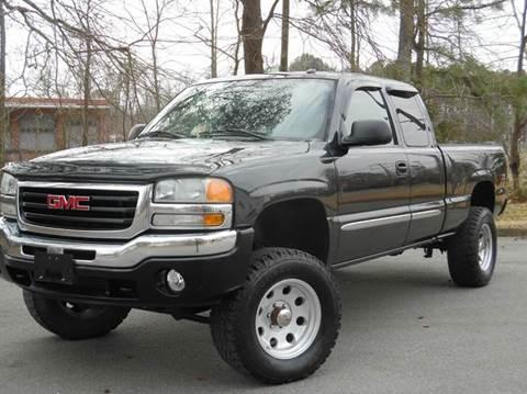 2005 GMC Sierra 1500 for sale at Liberty Motors in Chesapeake VA