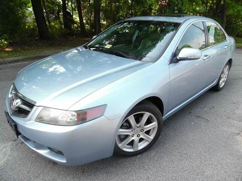 2005 Acura TSX for sale at Liberty Motors in Chesapeake VA