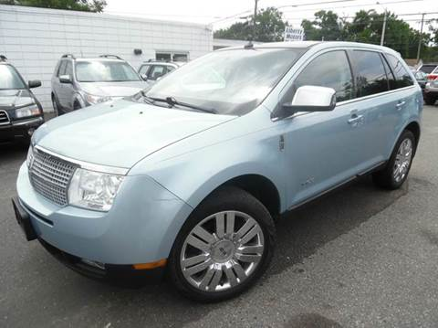 2008 Lincoln MKX for sale at Liberty Motors in Chesapeake VA