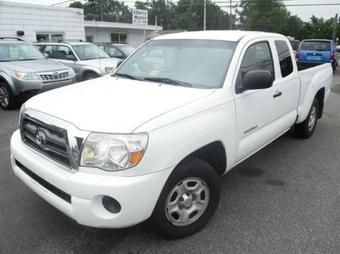 2009 Toyota Tacoma for sale at Liberty Motors in Chesapeake VA