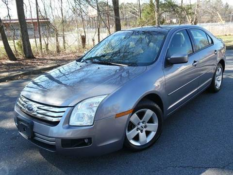 2006 Ford Fusion for sale at Liberty Motors in Chesapeake VA