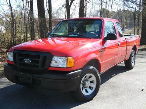 2004 Ford Ranger for sale at Liberty Motors in Chesapeake VA