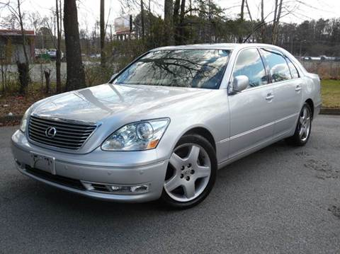 2005 Lexus LS 430 for sale at Liberty Motors in Chesapeake VA