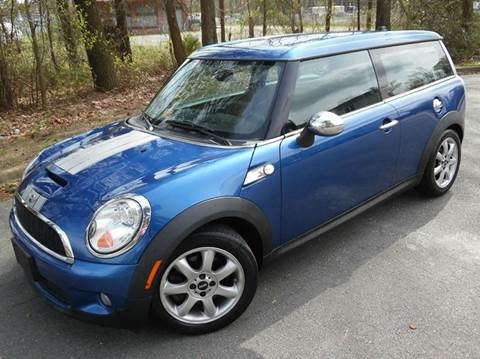 2008 MINI Cooper Clubman for sale at Liberty Motors in Chesapeake VA