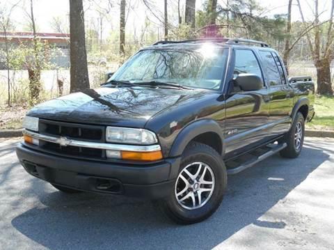 2002 Chevrolet S-10 for sale at Liberty Motors in Chesapeake VA