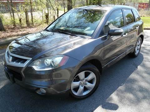 2009 Acura RDX for sale at Liberty Motors in Chesapeake VA