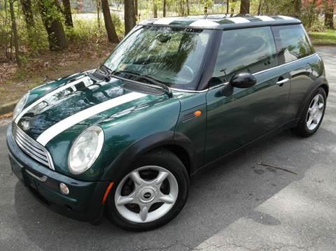2004 MINI Cooper for sale at Liberty Motors in Chesapeake VA
