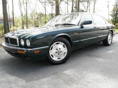 1997 Jaguar XJ-Series for sale at Liberty Motors in Chesapeake VA