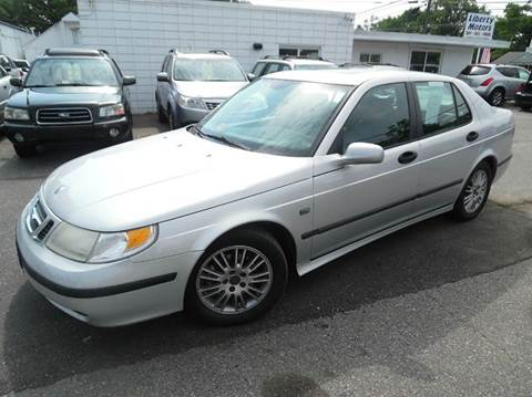 2005 Saab 9-5 for sale at Liberty Motors in Chesapeake VA