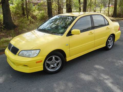 2002 Mitsubishi Lancer for sale at Liberty Motors in Chesapeake VA