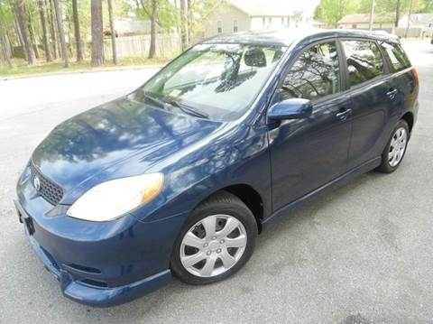2003 Toyota Matrix for sale at Liberty Motors in Chesapeake VA