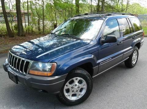 2000 Jeep Grand Cherokee for sale at Liberty Motors in Chesapeake VA
