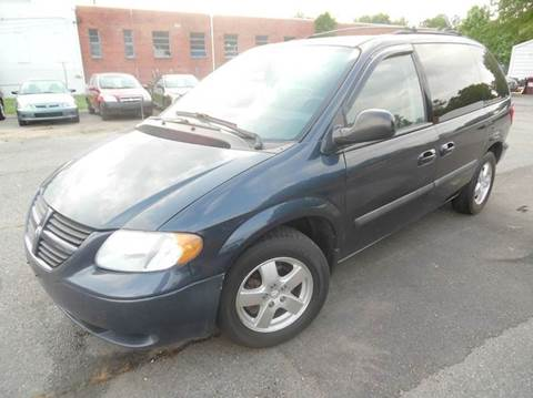 2007 Dodge Caravan for sale at Liberty Motors in Chesapeake VA