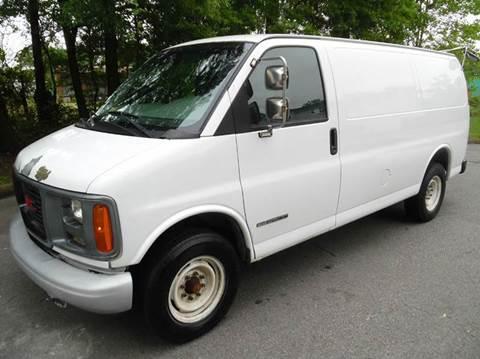 1998 GMC Savana Cargo for sale at Liberty Motors in Chesapeake VA