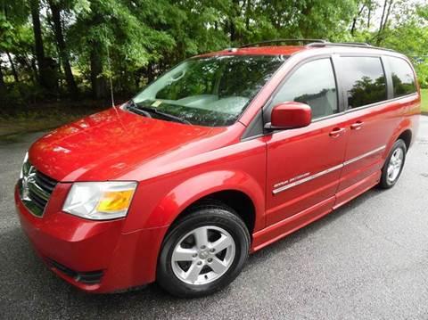 2008 Dodge Grand Caravan for sale at Liberty Motors in Chesapeake VA