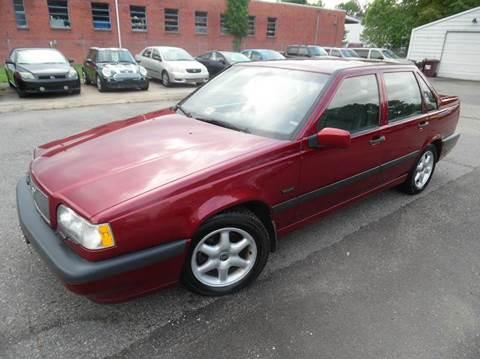 1997 Volvo 850 for sale at Liberty Motors in Chesapeake VA