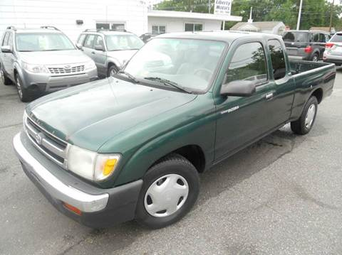 2000 Toyota Tacoma for sale at Liberty Motors in Chesapeake VA