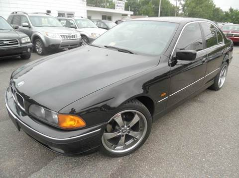 1998 BMW 5 Series for sale at Liberty Motors in Chesapeake VA