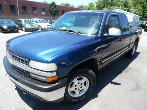 2000 Chevrolet Silverado 1500 for sale at Liberty Motors in Chesapeake VA