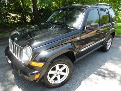 2006 Jeep Liberty for sale at Liberty Motors in Chesapeake VA
