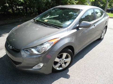 2012 Hyundai Elantra for sale at Liberty Motors in Chesapeake VA