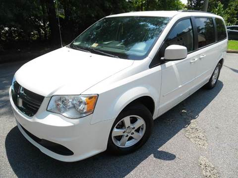 2011 Dodge Grand Caravan for sale at Liberty Motors in Chesapeake VA