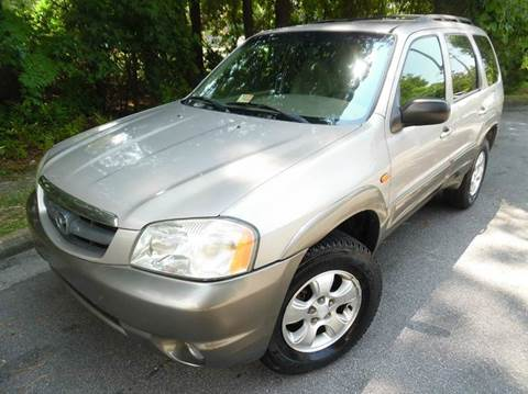 2001 Mazda Tribute for sale at Liberty Motors in Chesapeake VA