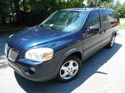 2005 Pontiac Montana SV6 for sale at Liberty Motors in Chesapeake VA