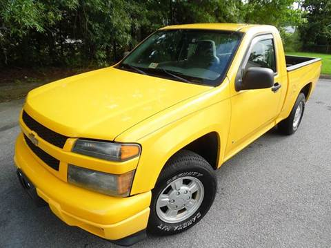 2006 Chevrolet Colorado for sale at Liberty Motors in Chesapeake VA