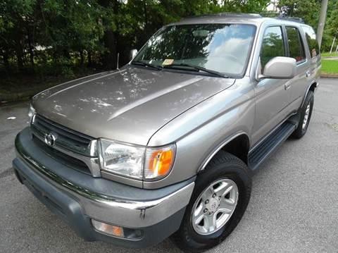2001 Toyota 4Runner for sale at Liberty Motors in Chesapeake VA