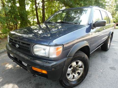 1998 Nissan Pathfinder for sale at Liberty Motors in Chesapeake VA