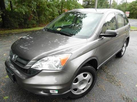 2010 Honda CR-V for sale at Liberty Motors in Chesapeake VA