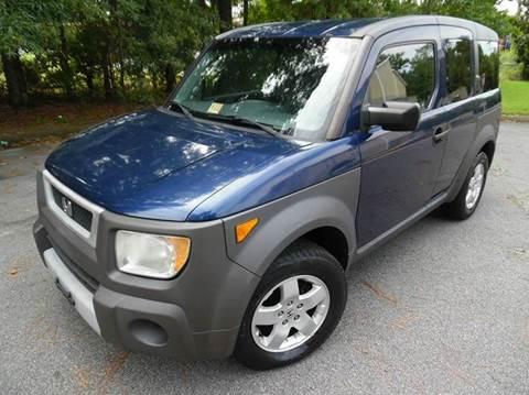 2003 Honda Element for sale at Liberty Motors in Chesapeake VA