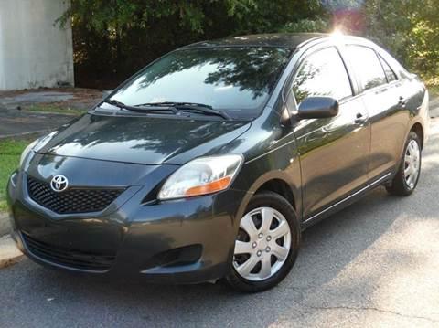 2009 Toyota Yaris for sale at Liberty Motors in Chesapeake VA