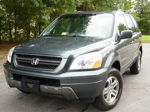 2005 Honda Pilot for sale at Liberty Motors in Chesapeake VA