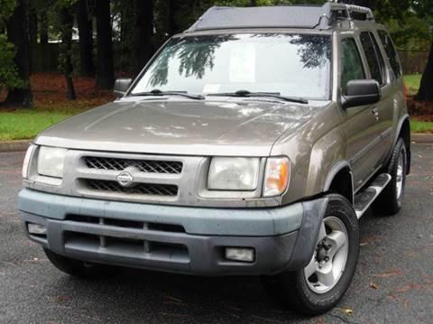 2001 Nissan Xterra for sale at Liberty Motors in Chesapeake VA