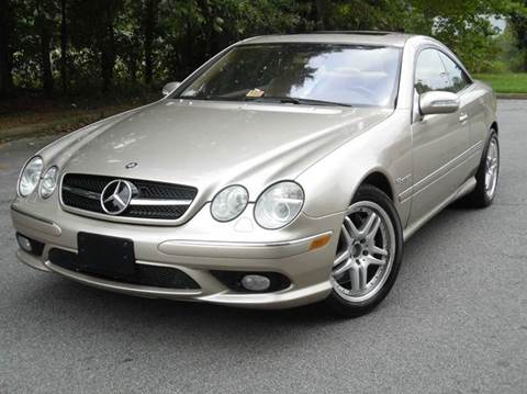 2005 Mercedes-Benz CL-Class for sale at Liberty Motors in Chesapeake VA