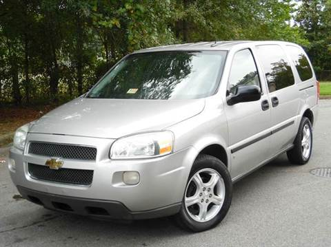 2008 Chevrolet Uplander for sale at Liberty Motors in Chesapeake VA