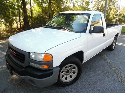 2006 GMC Sierra 1500 for sale at Liberty Motors in Chesapeake VA